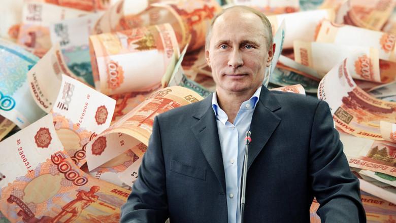 Какая зарплата у Владимира Путина: сколько зарабатывает президент России