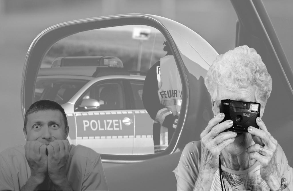 Чего ожидать, если водитель покинул место ДТП в Германии?