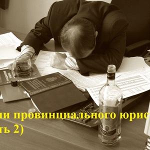 Будни провинциального юриста (часть 2)
