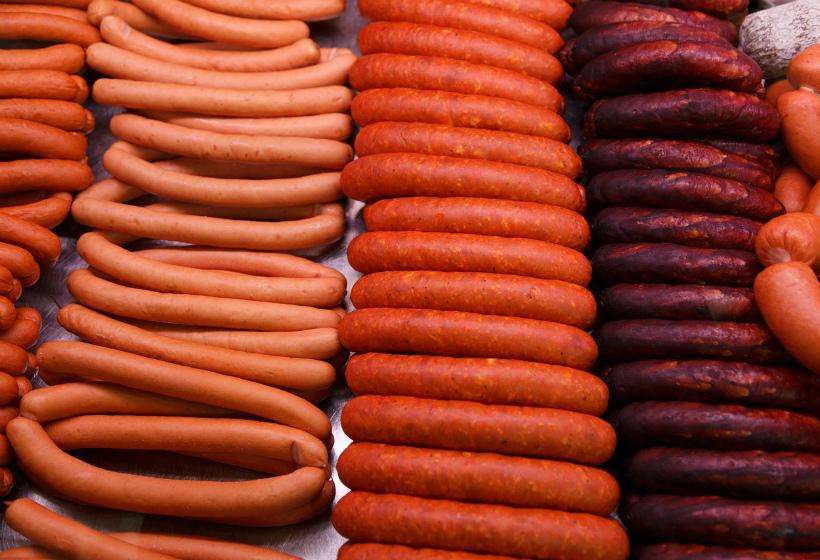 В Россию запретили ввозить мясные деликатесы из Китая