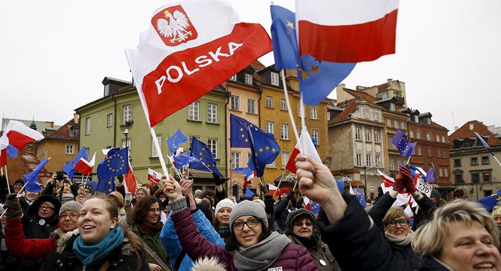 Социально-ориентированное государство на примере современной Польши