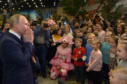 Воспитанник московского детдома попросил Путина о помощи