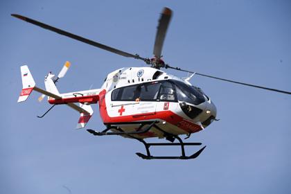 Российский подросток выпрыгнул из окна до звонка и покинул школу на вертолете
