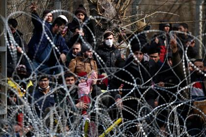 Австрия обвинила Турцию в использовании беженцев для атаки на ЕС