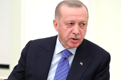 Эрдоган анонсировал прекращение огня в Идлибе