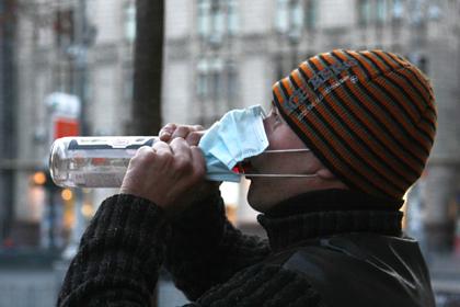 Стало известно о роли теплой зимы в снижении смертности россиян от алкоголя