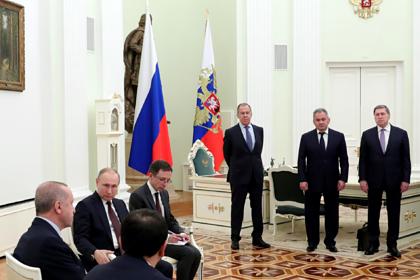 Обнародовано соглашение России и Турции по Идлибу