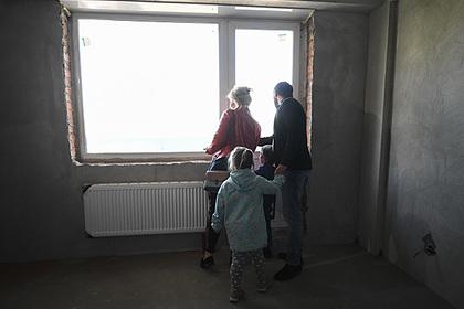 Путин предложил резко снизить первоначальный взнос по ипотеке для молодых семей