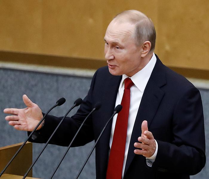Пятый срок Путина неизбежен(но сколько выкрутасов вокруг этого)
