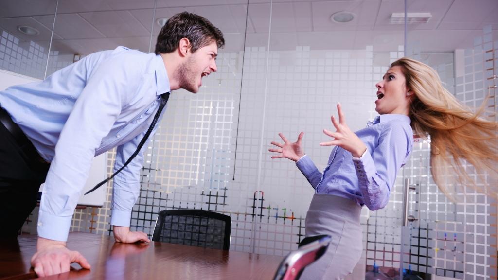 Как запретить не тактичное поведение на работе