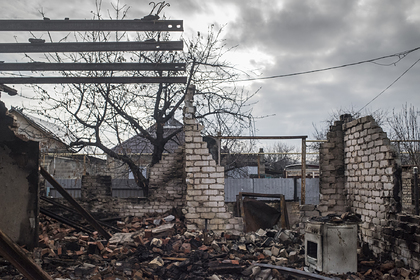 В Совете безопасности Украины назвали войну в Донбассе внутренним конфликтом