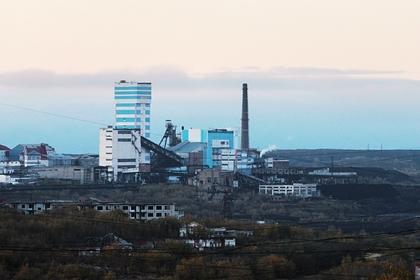 В российской шахте произошло задымление