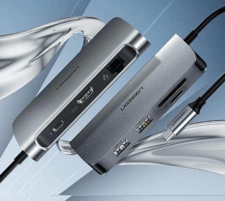 Ugreen Multi Ports USB 3.0 Hub