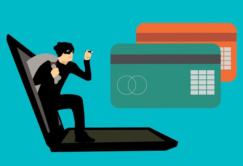 Банковские карты поддельные
