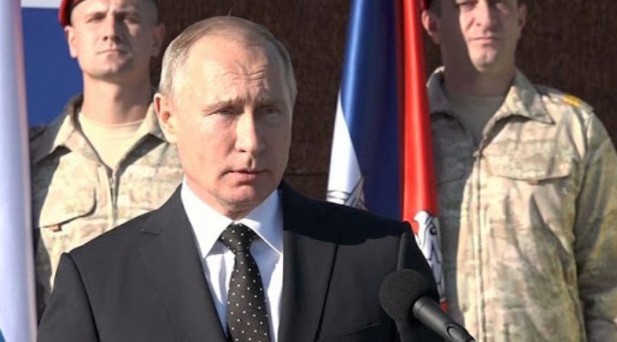 Вечный президент: Путин согласился обнулить свои президентские сроки.В Москве проходят пикеты против
