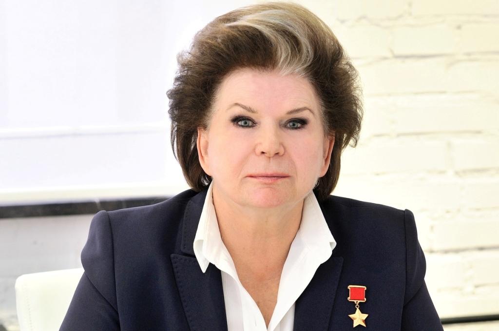 Валентина Терешкова. Статья в ее защиту