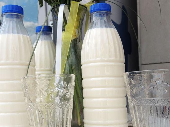 Молочный продукт с заменителем молочного жира