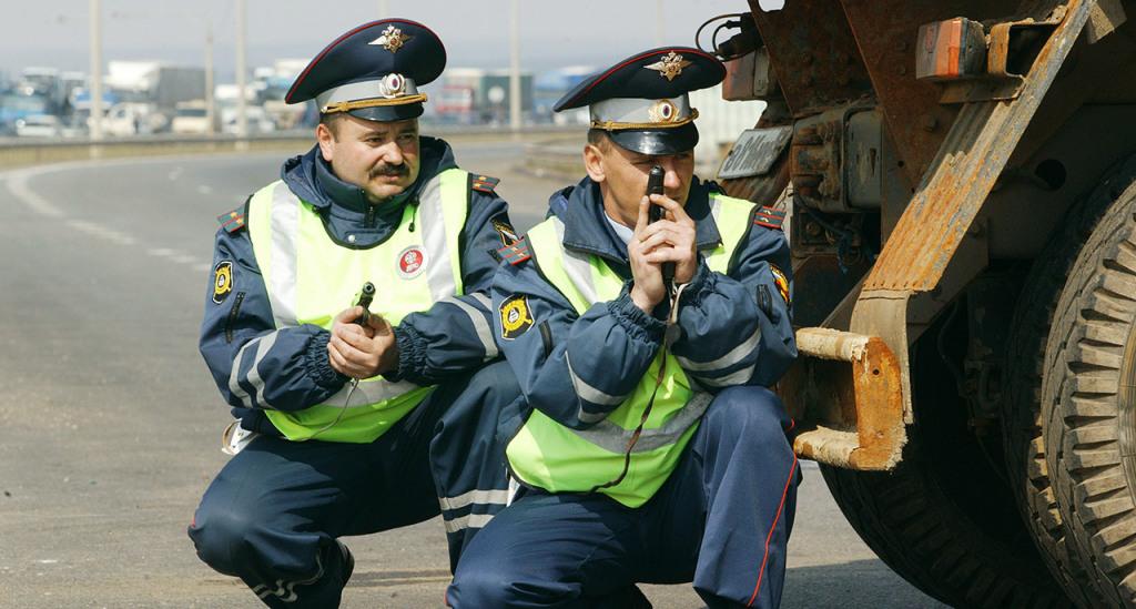 Права водителя при остановке ГИБДД