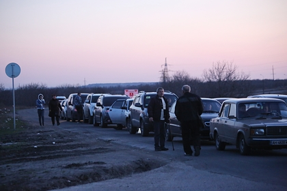 ДНР и ЛНР отказались пускать украинцев из-за коронавируса