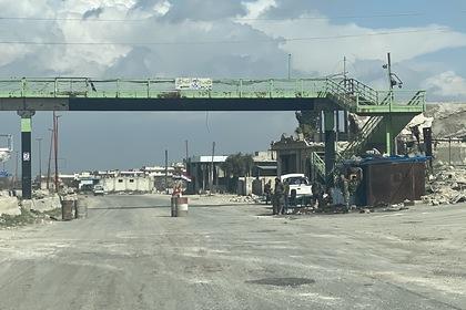Турция допустила силовую зачистку трассы в Идлибе