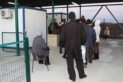 Украина закрыла границу с Донбассом из-за коронавируса