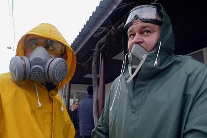 На Украине выявили еще два случая заражения коронавирусом