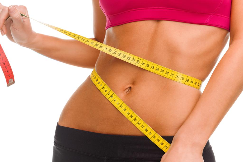 Диета для похудения живота и лица