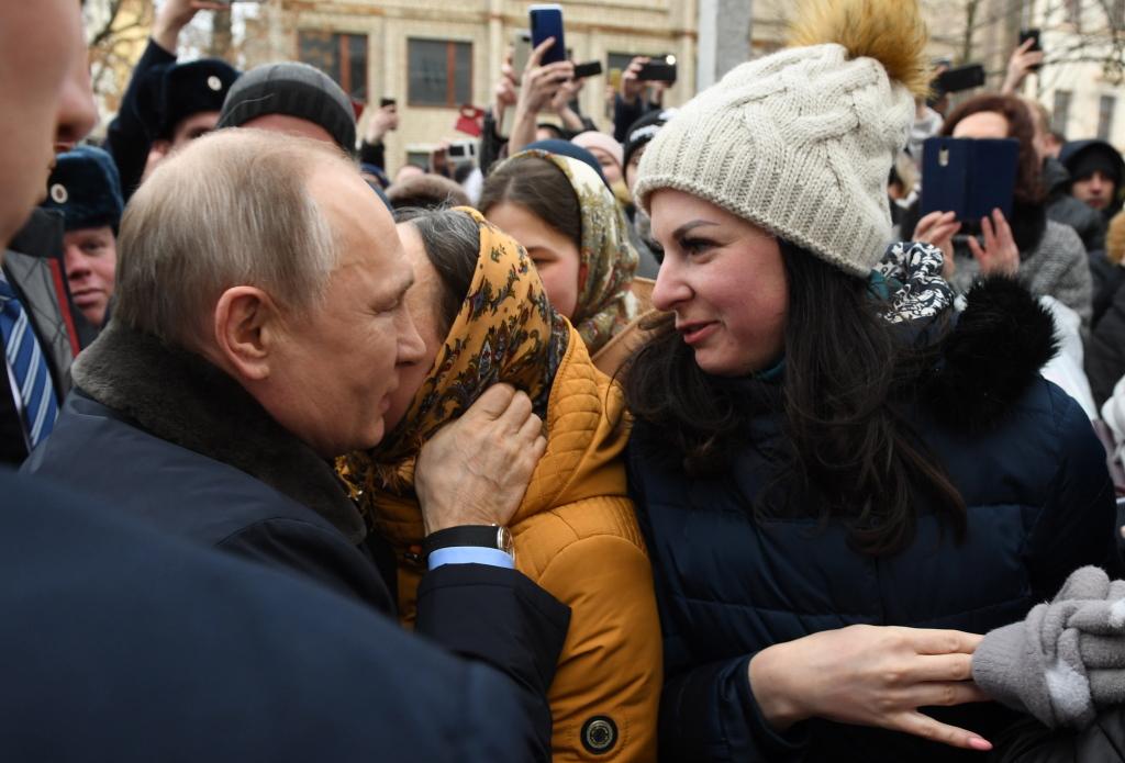 Чем Путин не устраивает запад и его приспешников. ИноСМИ.