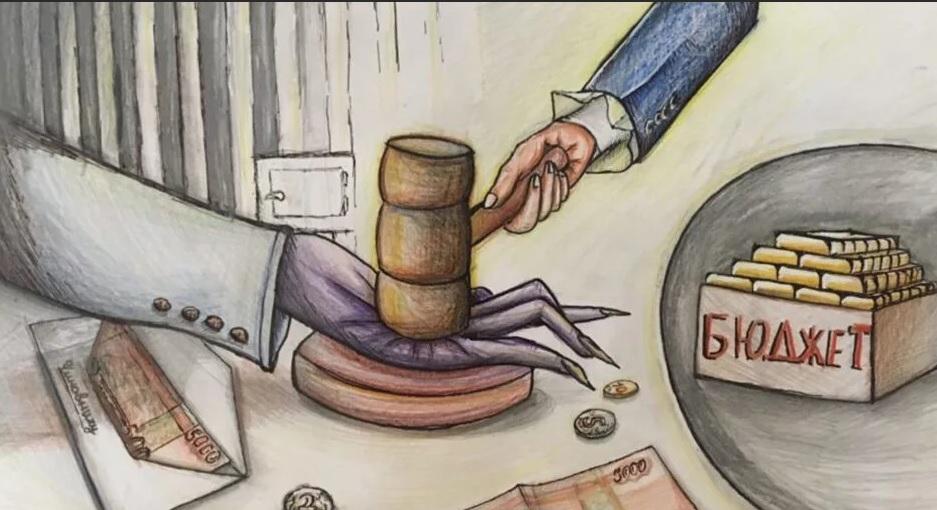 Рецепт борьбы с коррупцией от бывшего полковника Захарченко