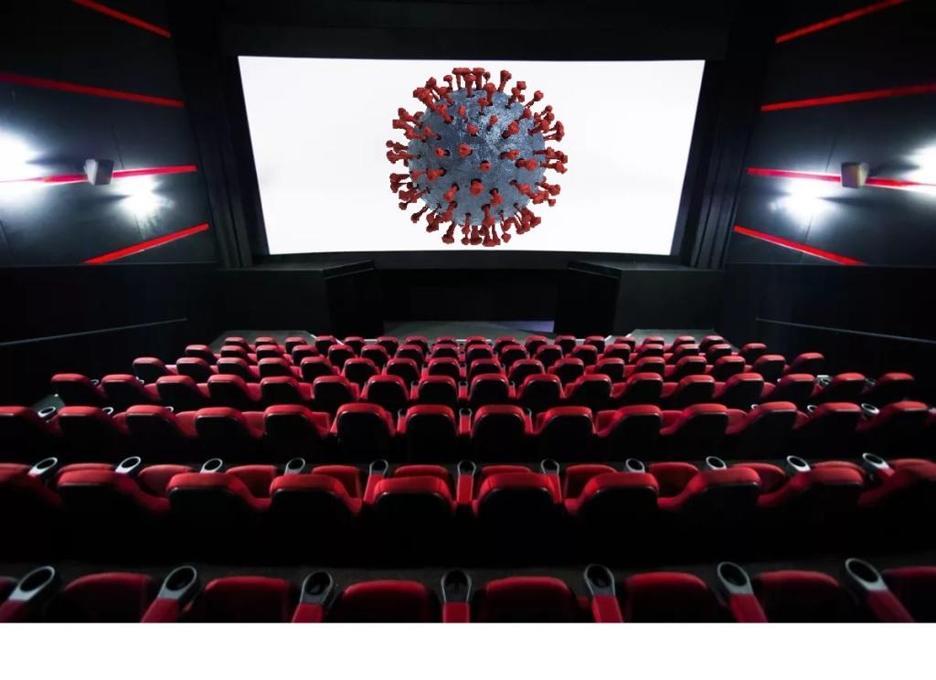 Все кинотеатры и другие культурные организации могут закрыться из-за коронавируса
