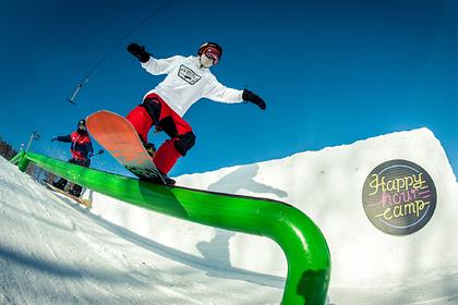 Горнолыжно-сноубордический лагерь Happy Hour Camp перенесен