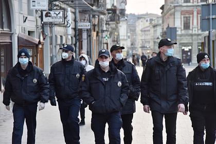 Украина ввела режим ЧС в Донецкой области из-за коронавируса