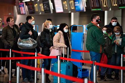 Названы сроки возвращения оставшихся за границей российских туристов