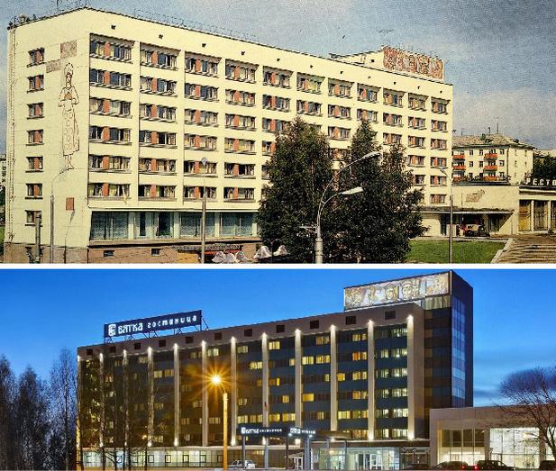 Советский архитектурный модернизм, или Мини-экскурсия по городу Кирову