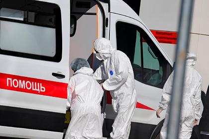 Число заразившихся коронавирусом в России за сутки выросло на 163
