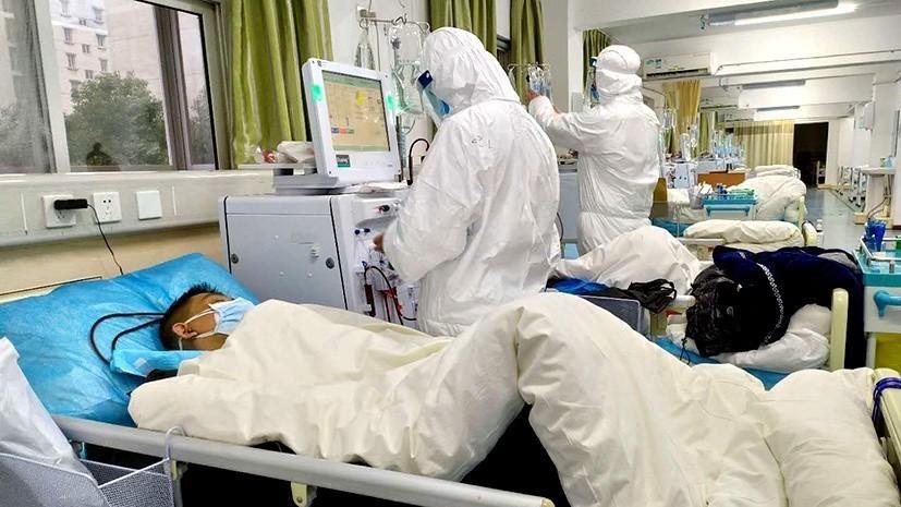 За сутки в мире выявили более 40 тыс. случаев заражения COVID-19