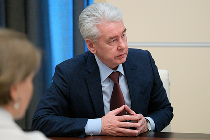 Собянин ввел в Москве новые ограничения из-за коронавируса