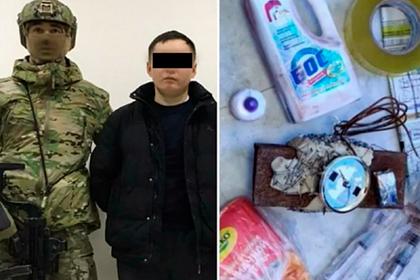 В столице Казахстана предотвратили теракт