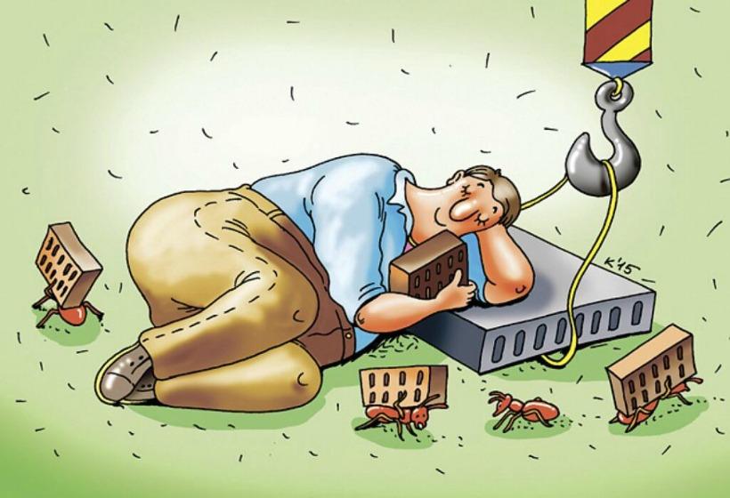 Бездельники и лентяи. Как бороться на работе с ними?