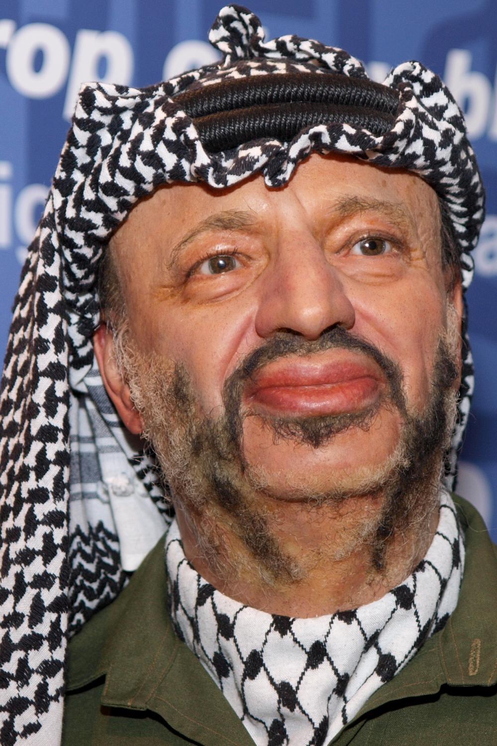 Ясер Арафат. Как он свинью пытался подкинуть СССР. Но спецназ...