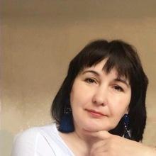 Альдергодт Оксана Андреевна, г. Агинское