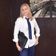 Помощник судьи Куркина Анна Анатольевна, г. Новосибирск