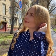 Панова Вероника Алексеевна, г. Москва