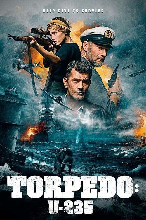 Подлодка (2020). Torpedo. + Адмирал (2015). Michiel de Ruyter.