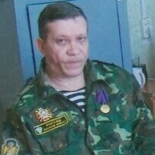 Касаткин Сергей Алексеевич, г. Шахты
