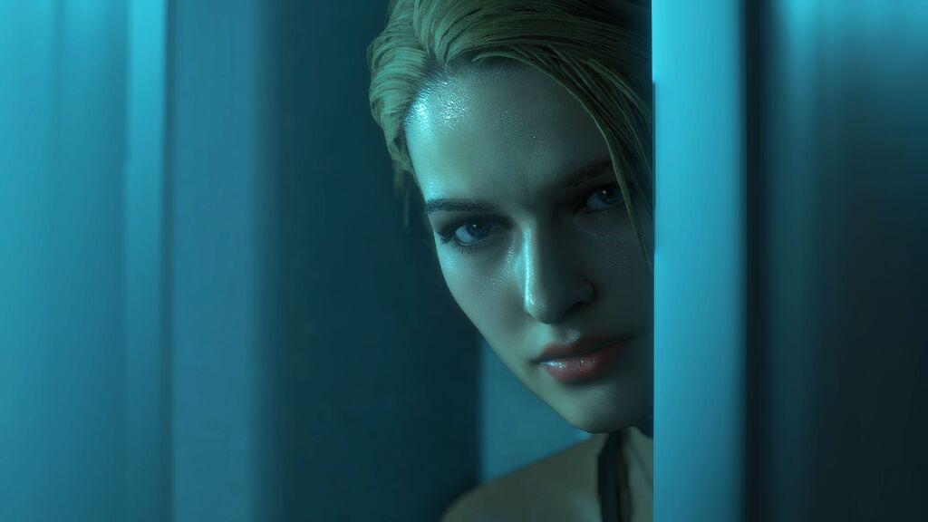 """Для всех фанатов игры Resident Evil 3 """"Джилл сладкое сердце"""", новый мод!"""