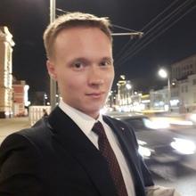 Воробьев Алексей Сергеевич, г. Москва