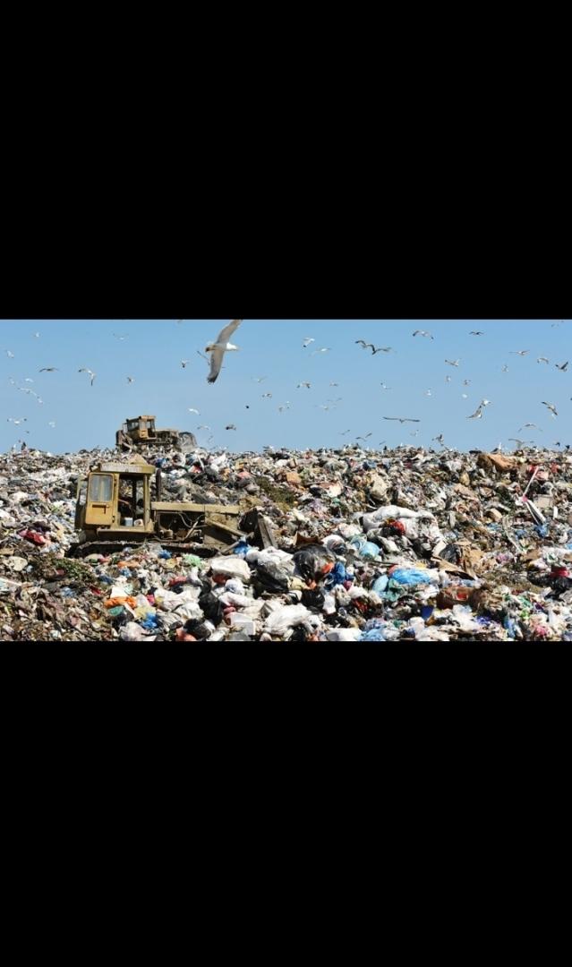 Твердые отходы предприятий