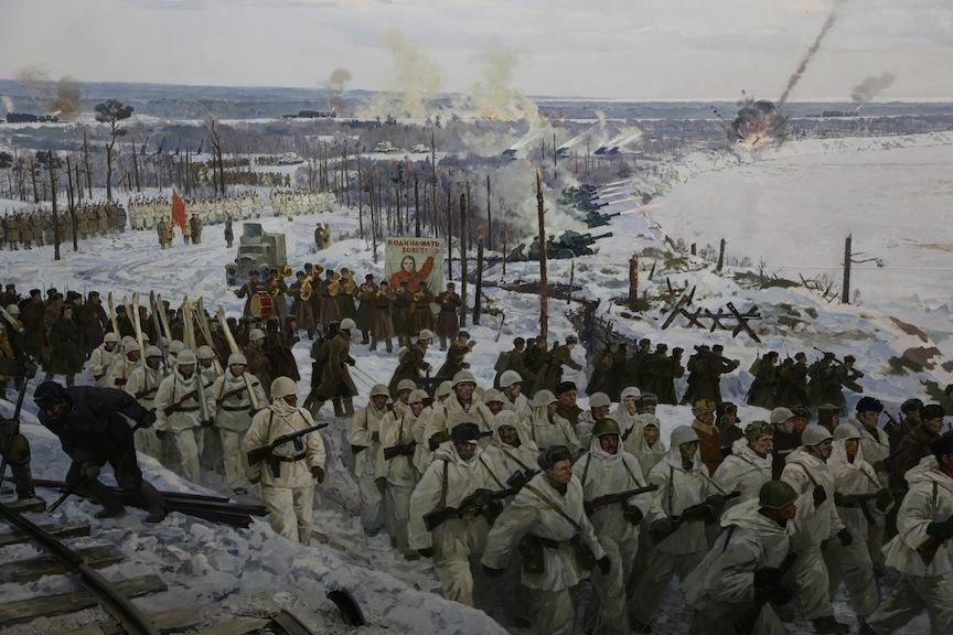 Потери союзников Германии и СССР на советско-германском ...