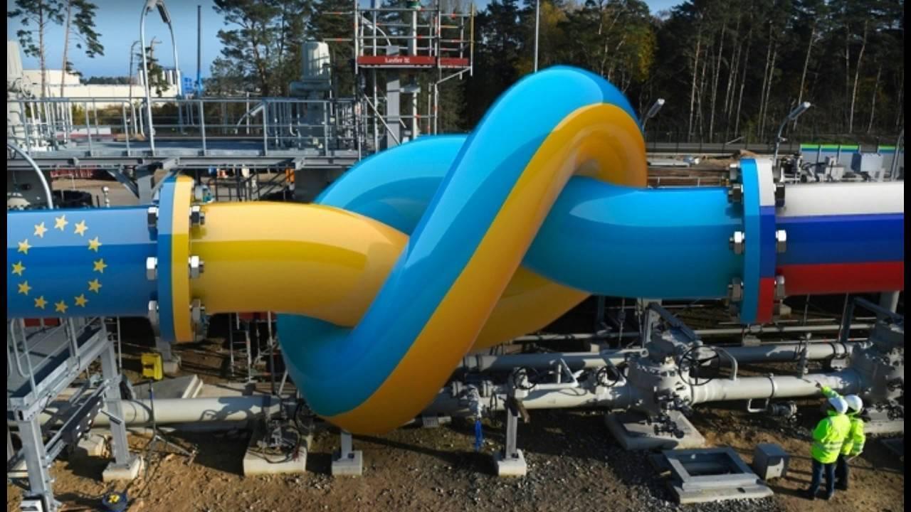 Киев предупредили , что присвоение европейского газа приведет к большим проблемам для Украины...